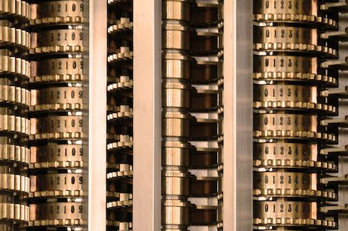 Babbage's Difference Engine