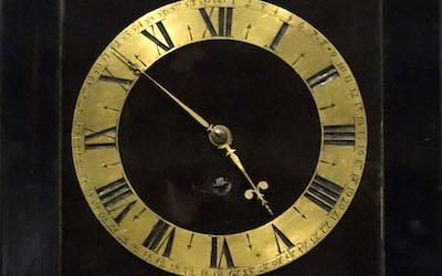 Huygens Clock.